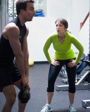 Personal Trainer Brandie Sylfae